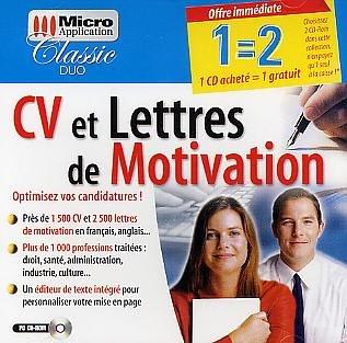 9782742933624: CV et Lettres de Motivation