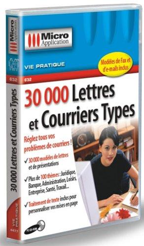 9782742934775: 30 000 Lettres et Courriers Types