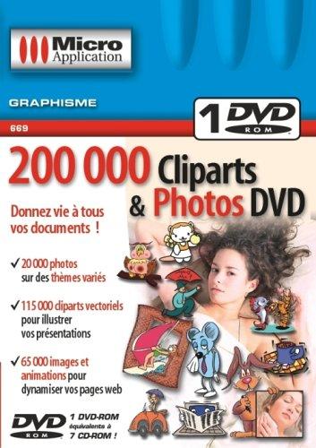 9782742937257: 200 000 Cliparts & Photos DVD