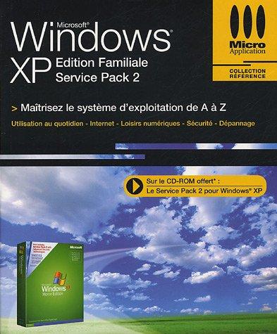 9782742938797: Windows XP Service Pack 2 Edition Familiale (1C�d�rom)