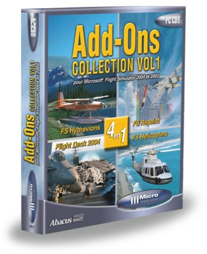 9782742939176: Add-Ons pour Flight Simulator - Collection vol 1