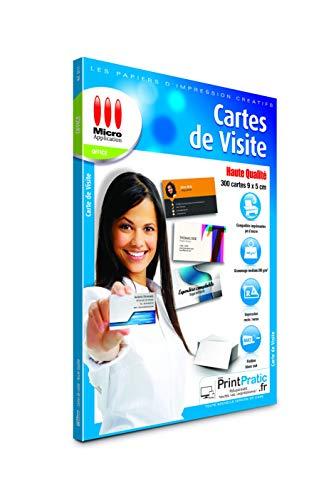 9782742940110: 1 papier cartes visite h.q.