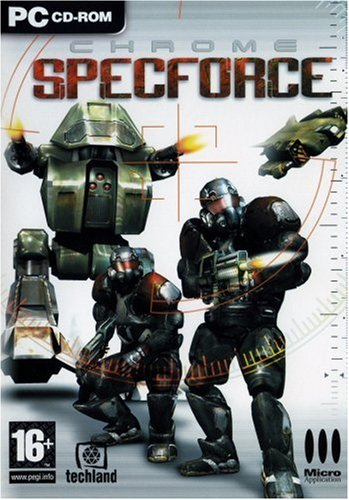 9782742961658: CHROME SPECFORCE