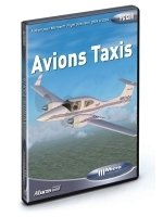 9782742962969: Add-on pour Microsoft Flight Simulator : Avions Taxis