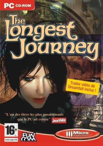 9782742963140: The longest journey (Micro application)