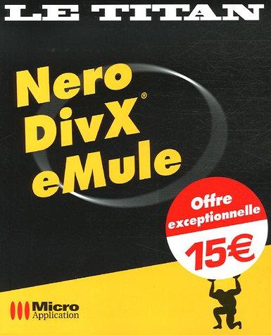 Nero, DivX, eMule: Olivier Abou