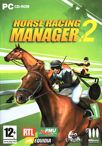 9782742964208: HORSE RACING MANAGER 2