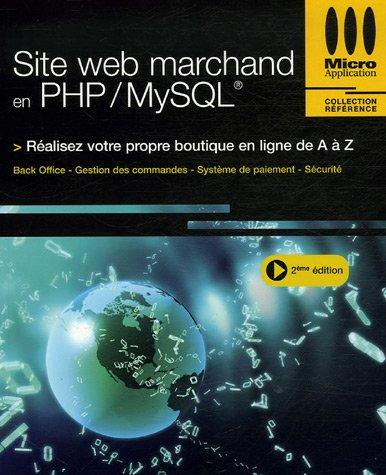 9782742968220: Site web marchand en PHP/MySQL