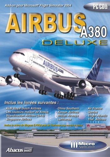 9782742969609: Add-on pour Flight Simulator : Airbus A380 Deluxe