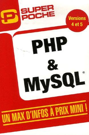 9782742969852: PHP & MySQL