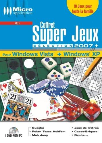 9782742981113: COFFRET SUPER JEUX - SELECTION 2007+