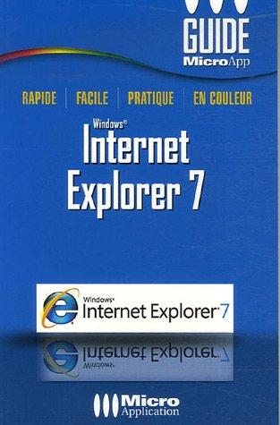 Internet Explorer 7: Olivier Abou