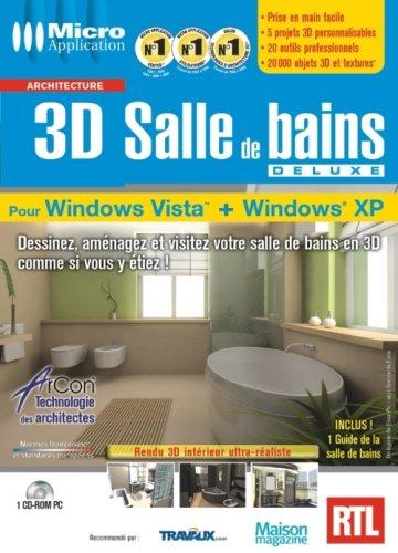9782742981823: 3D Salle de bains Deluxe