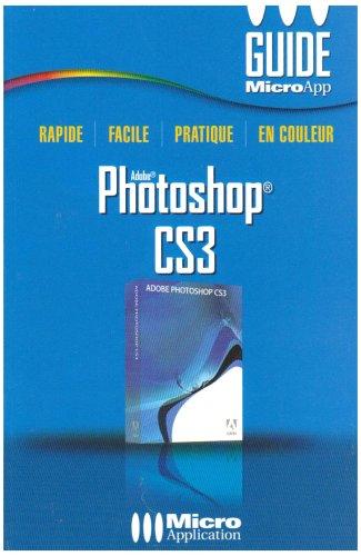 9782742982417: Adobe Photoshop CS3