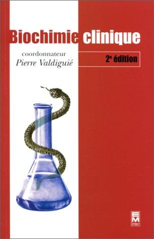 9782743004156: Biochimie clinique, 2e édition