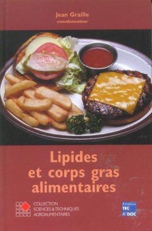 9782743005948: Lipides et corps gras alimentaires
