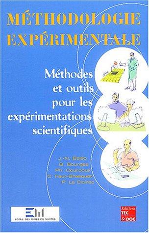 9782743005955: Méthodologie expérimentale (French Edition)