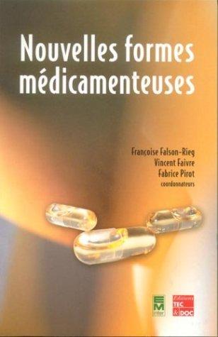 9782743006341: Nouvelles formes médicamenteuses