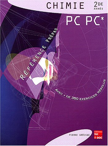 9782743006839: Chimie 2de ann�e PC, PC*