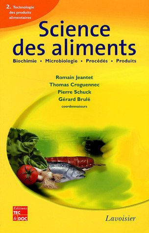 9782743008888: Science des aliments (French Edition)