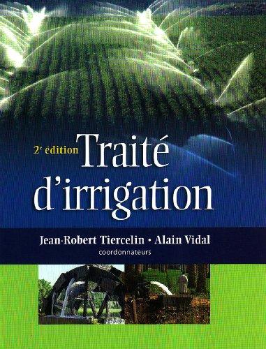 9782743009106: Trait� d'irrigation. : 2� �dition