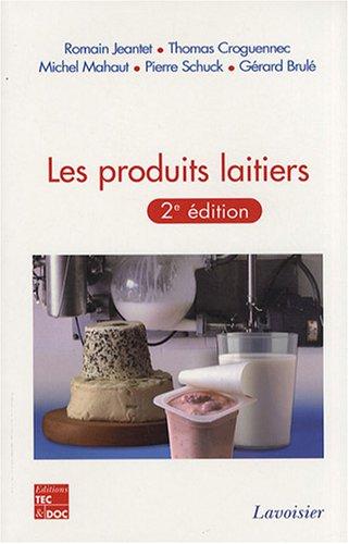 9782743010324: Les produits laitiers