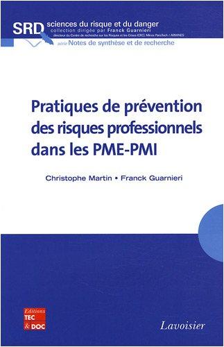 9782743010928: Pratiques de prévention des risques professionnels dans les PME-PMI (French Edition)