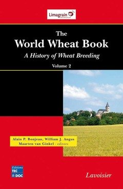 9782743011024: The world wheat book a history of wheat breeding volume 2