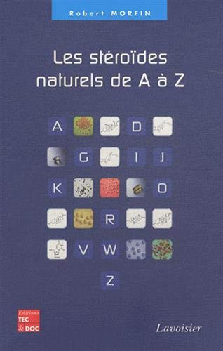 9782743012663: Les stéroïdes naturels de A à Z (French Edition)