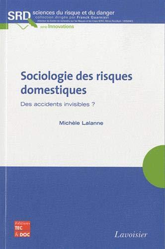 9782743013080: Sociologie des risques domestiques : Des accidents invisibles ?