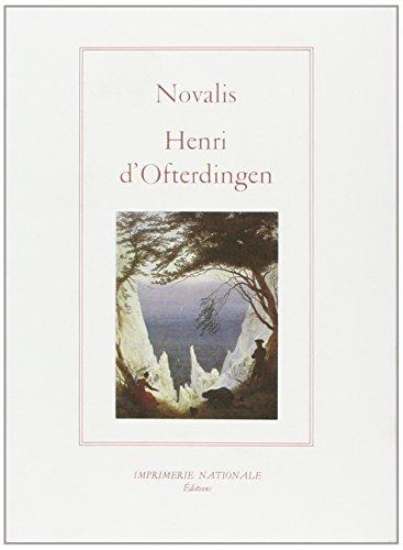 9782743300807: Henri d'Ofterdingen