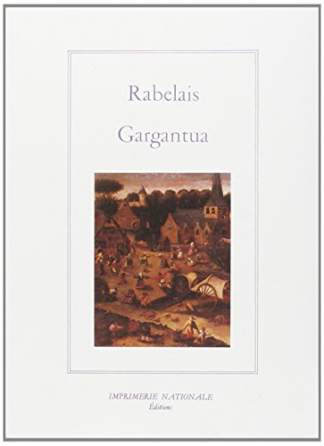 9782743300951: Gargantua (La salamandre)