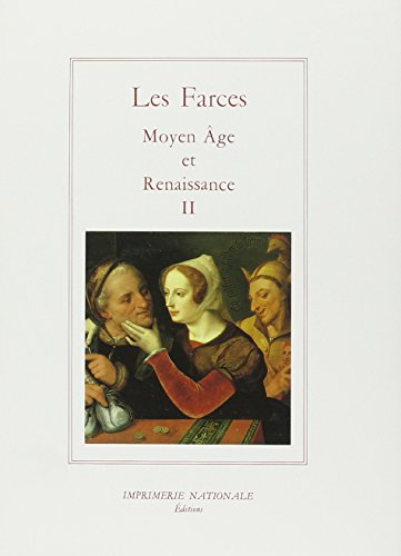 Les farces tome 2 (rl) (French Edition): Bernard Faivre
