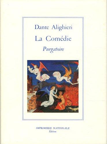 Comedie, Purgatoire: Dante Alighieri
