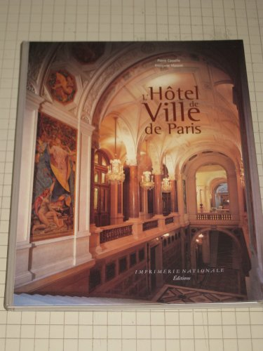 9782743302771: L'Hôtel de Ville de Paris