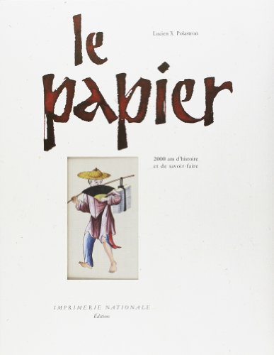 PAPIER -LE-: POLASTRON LUCIEN X.