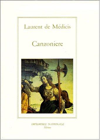 Canzoniere: Medicis, Laurent De