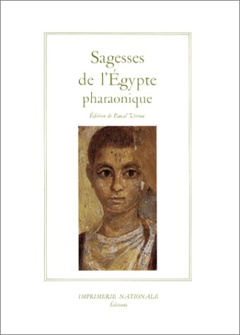 9782743303327: Sagesses de l'Egypte pharaonique