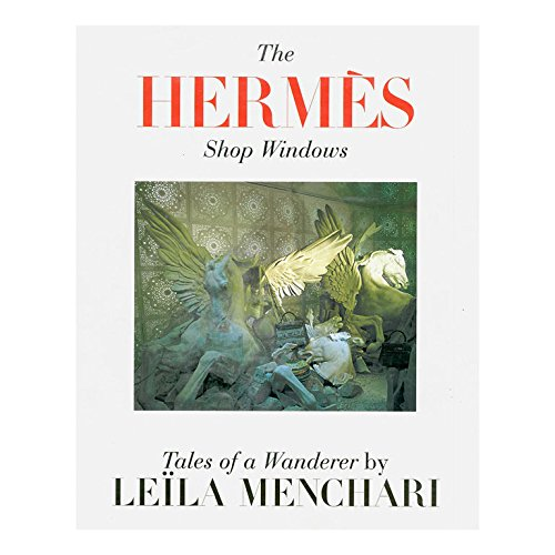 9782743303938: THE HERMES SHOP WINDOWS: TALES OF A WANDERER