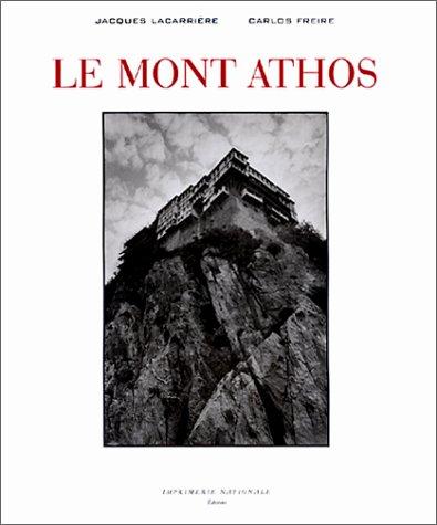 9782743304324: Le Mont Athos