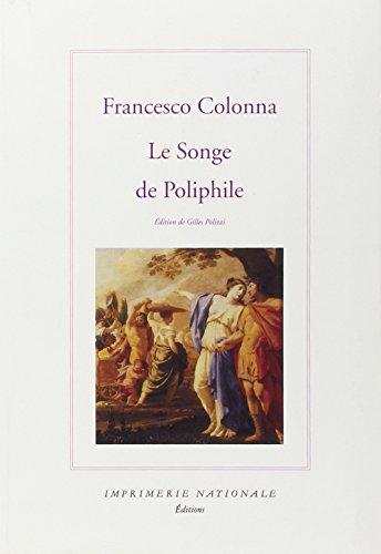 9782743305260: Le songe de Poliphile
