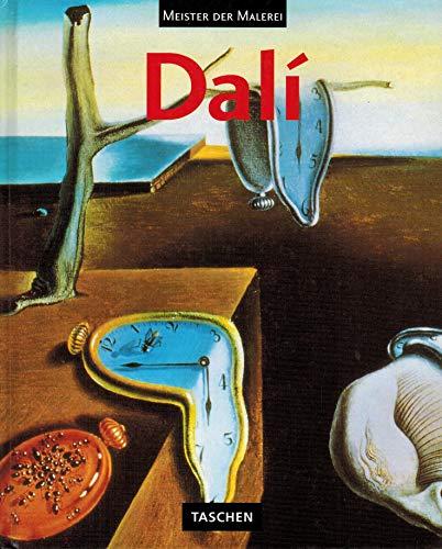 9782743403416: Salvador Dali, 1904-1989 (Grands Peintres Du Monde Entier; 3)