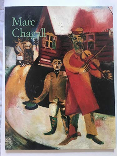 9782743403423: Marc Chagall 1887-1985: Le Peintre-poete