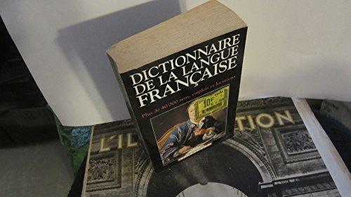 9782743403607: Dictionnaire de la langue française