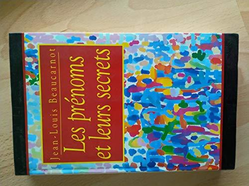 9782743405076: Les prénoms et leurs secrets (Cercle maxi-livres)