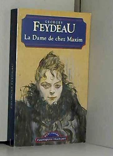9782743409371: La dame de chez Maxim (Classiques français)