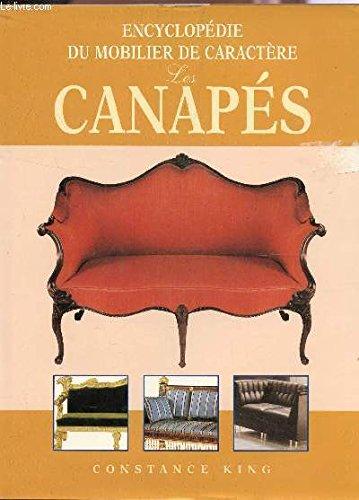 9782743411107: Encyclopedie Du Mobilier De Caractere: Canapes