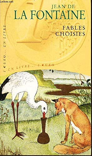 Fables choisies: Jean De; Ridgely,