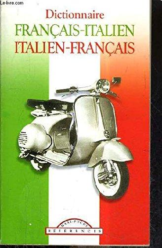 9782743432843: Dictionnaire Fran�ais / Italien - Italien / Fran�ais