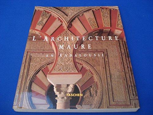 9782743443245: L'Architecture maure en Andalousie
